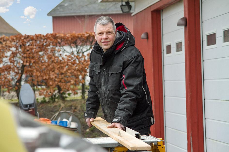 Kroenborg Tømreren 8