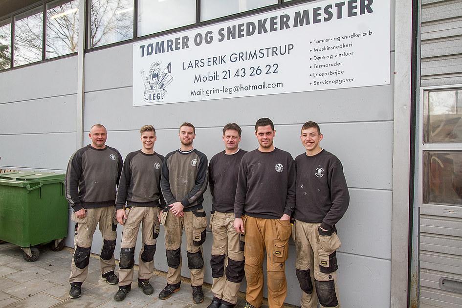 Grimstrup Tømrer Og Snedker V/ Lars Erik 3