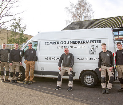 Grimstrup Tømrer Og Snedker V/ Lars Erik