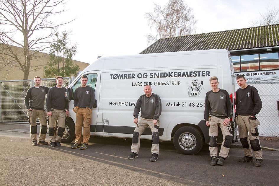 Grimstrup Tømrer Og Snedker V/ Lars Erik 1