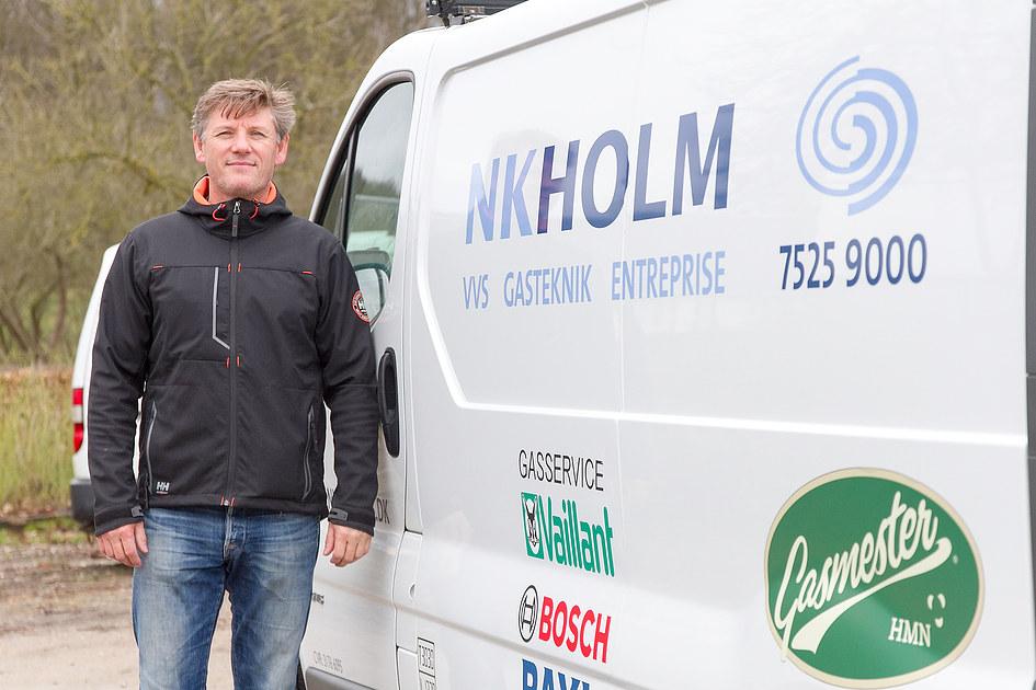NKHOLM VVS & Gasteknik ApS - Virum 11