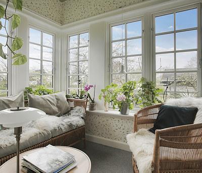 Nye KPK vinduer og døre til hus i Valby nær København