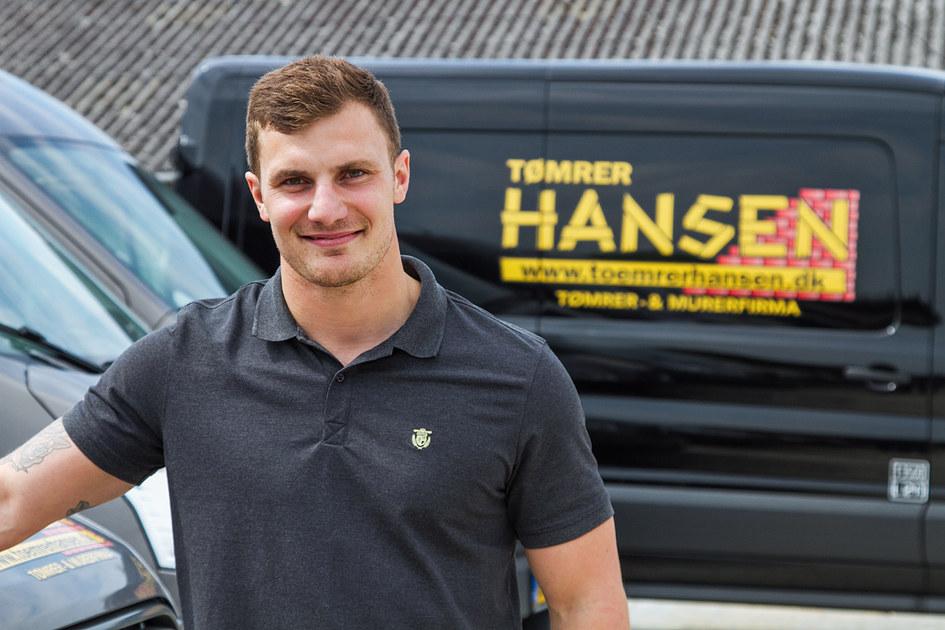 Christian Hansen - Tømrer- og Murerfirma 12