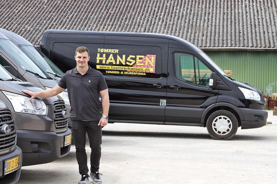 Christian Hansen - Tømrer- og Murerfirma 2