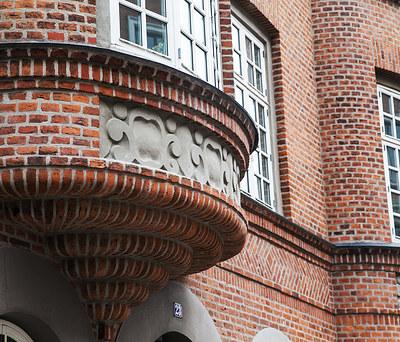 Facaderenovering af 400 m2 facade på bygning i København
