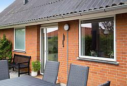 Nye Velfac vinduer til hus i Vordingborg