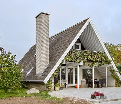 Nye Velux samt KPK vinduer og døre til hus i Jyllinge syd for Frederikssund