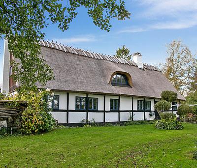 Nyt stråtag på ejendom i Borup, Køge kommune