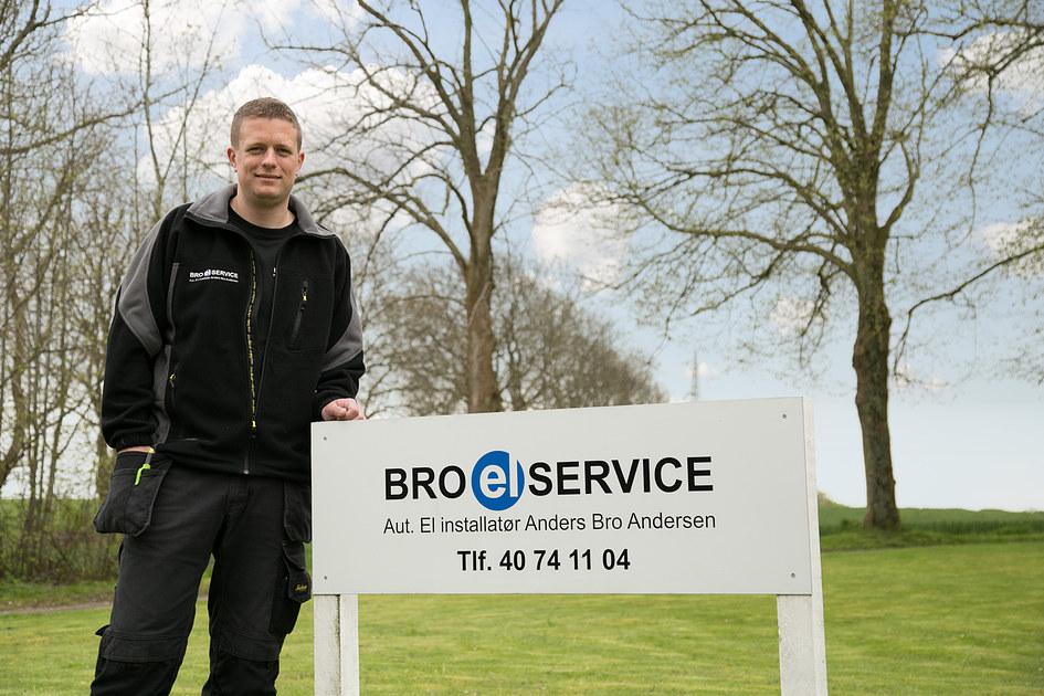 Bro El-Service V/ Anders Bro Andersen 3