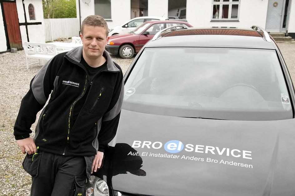 Bro El-Service V/ Anders Bro Andersen 8