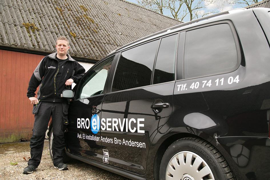 Bro El-Service V/ Anders Bro Andersen 7