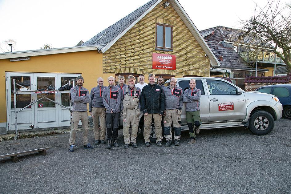 Morud Tømrer & Snedkerforretning 8