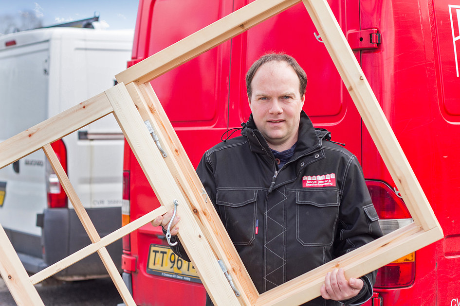Morud Tømrer & Snedkerforretning 9