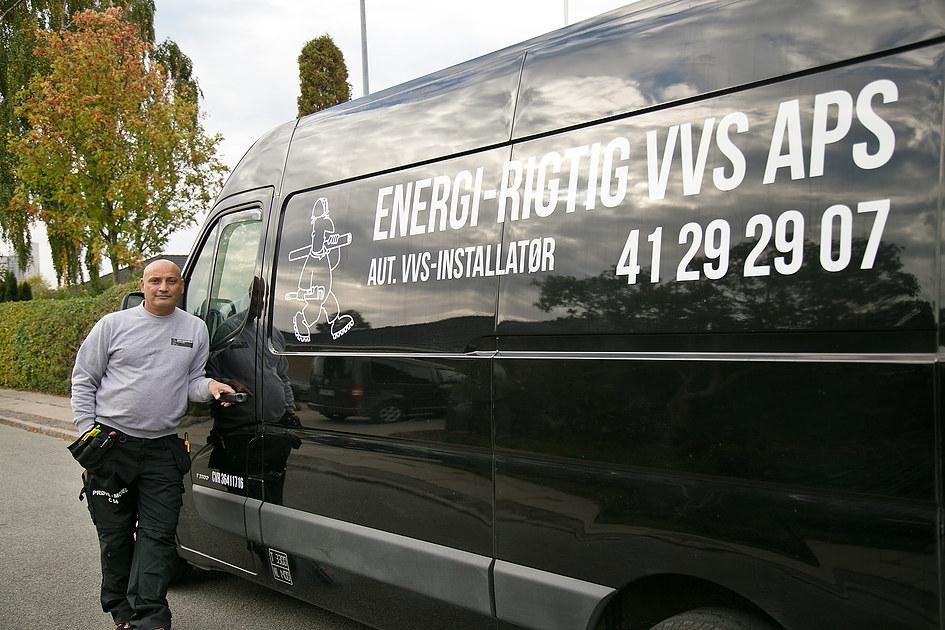 Energi-Rigtig VVS ApS 2