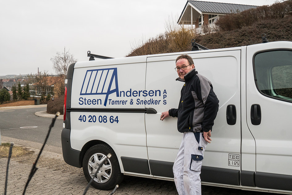 Tømrer & Snedkerfirmaet Steen Andersen ApS 10