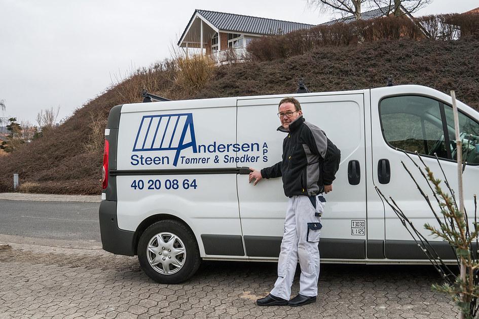 Tømrer & Snedkerfirmaet Steen Andersen ApS 3