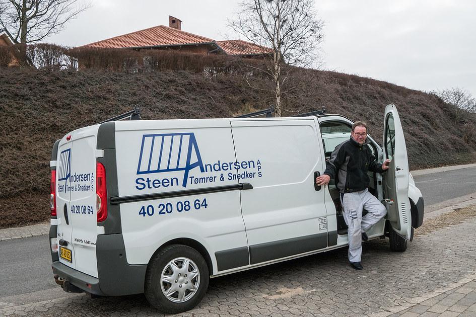 Tømrer & Snedkerfirmaet Steen Andersen ApS 11