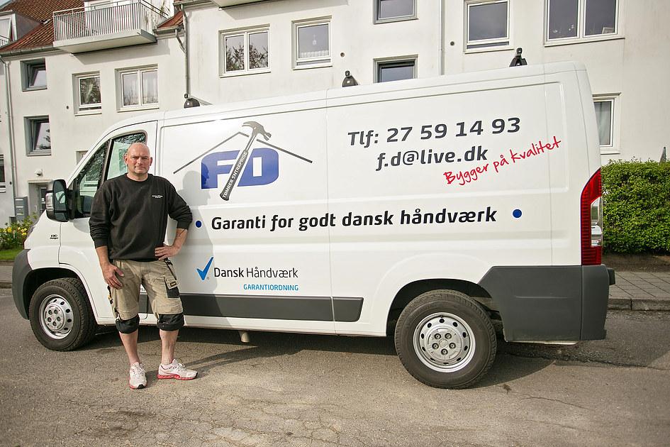 FD Tømrer Entreprise 52