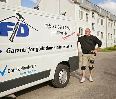 FD Tømrer Entreprise