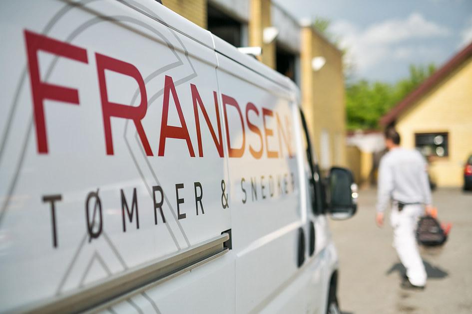 Frandsen Tømrer- og Snedkerfirma ApS 2