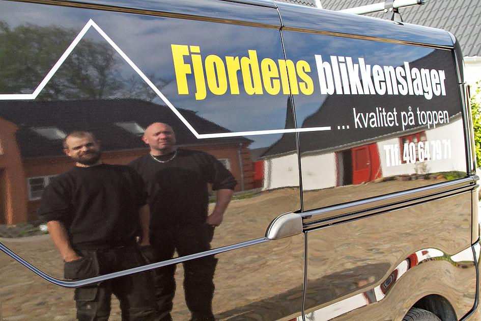 Fjordens Blikkenslager v/ Anders B. Thorndahl 11