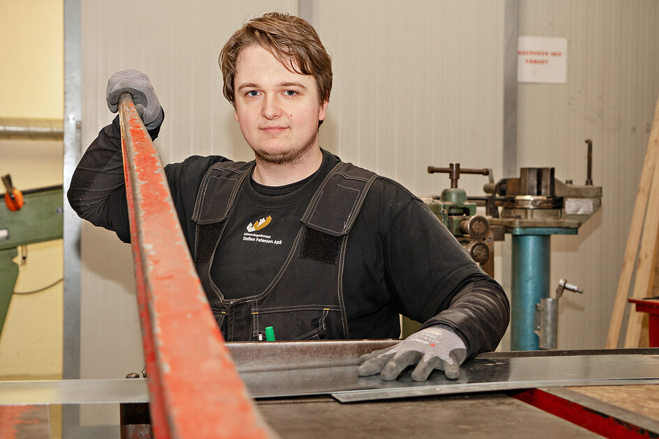 Blikkenslagerfirmaet Steffen Petersen ApS 5