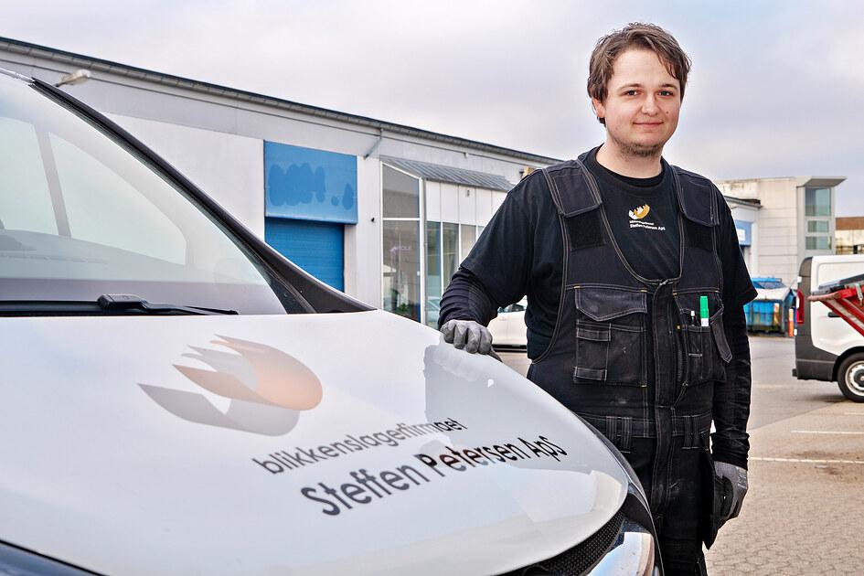 Blikkenslagerfirmaet Steffen Petersen ApS 10