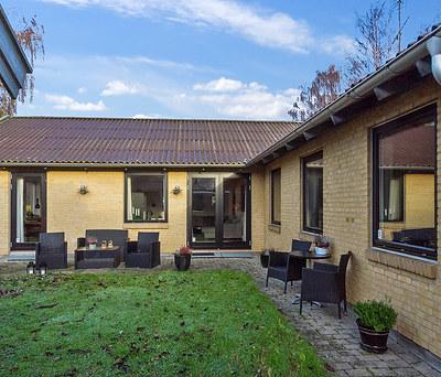 Nye KPK vinduer og døre til hus i Fredensborg nær Hillerød