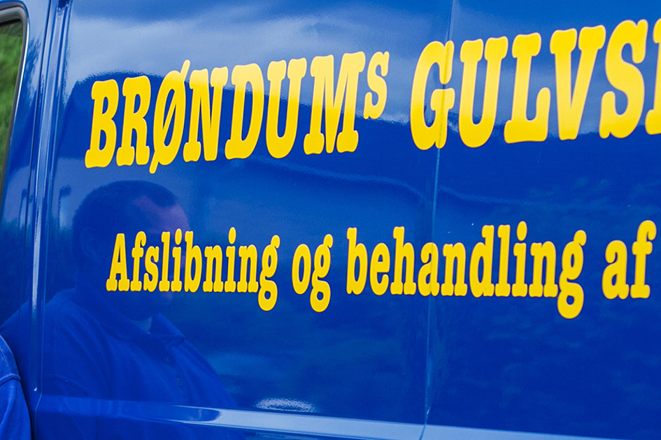Brøndums Gulvservice v/Brian Witzell Brøndum 10