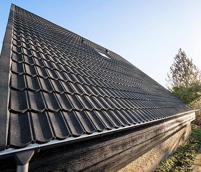 Nyt 170 m2 Icopal Decra ståltag til hus i Randers