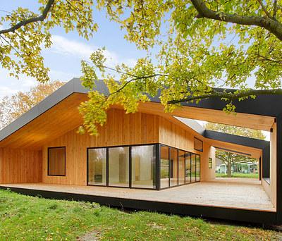 Nybygget hus på 137 m2 i Fredericia
