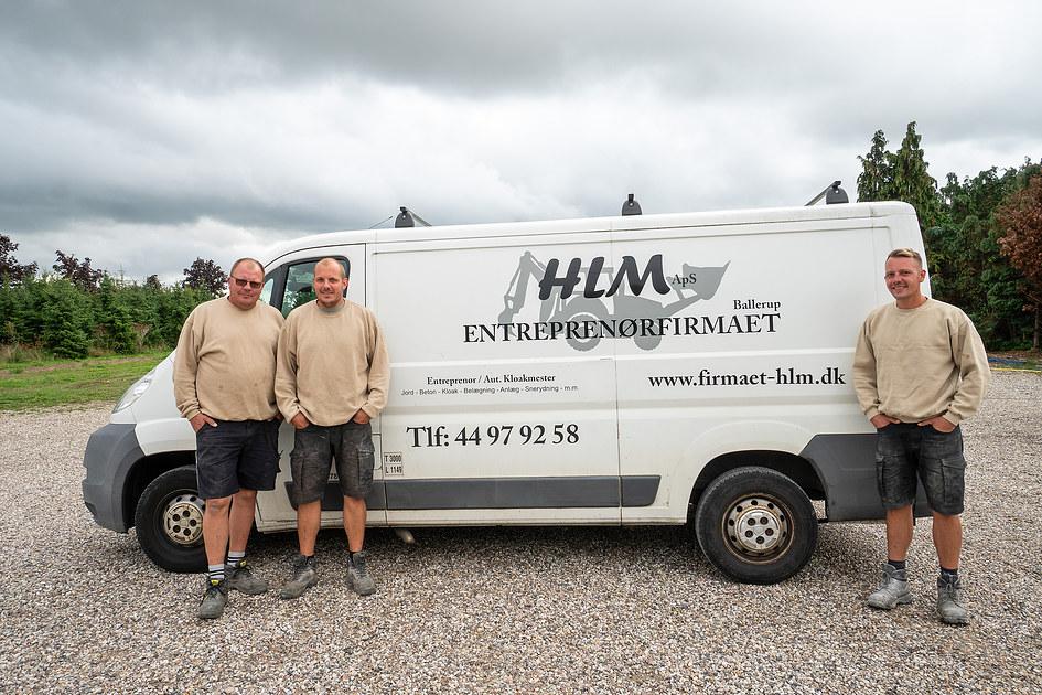 Entreprenørfirmaet HLM ApS 8