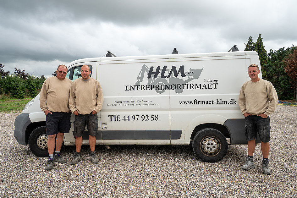 Entreprenørfirmaet HLM ApS 9