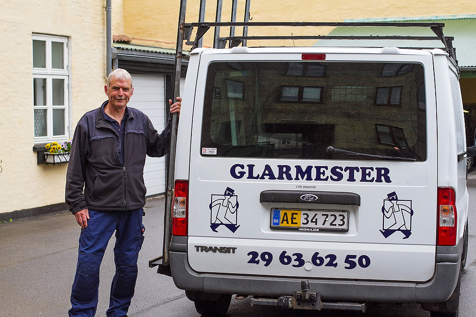Glarmester Nielsen Og Madsens Eftf 9