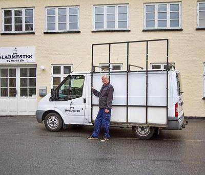 Glarmester Nielsen Og Madsens Eftf