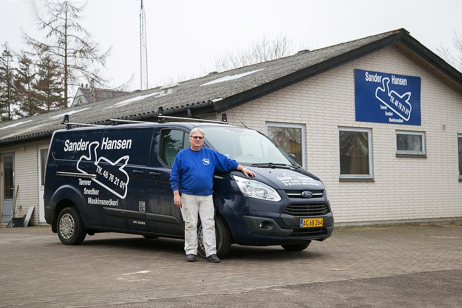 Snedkerfirmaet Sander Hansen ApS 1