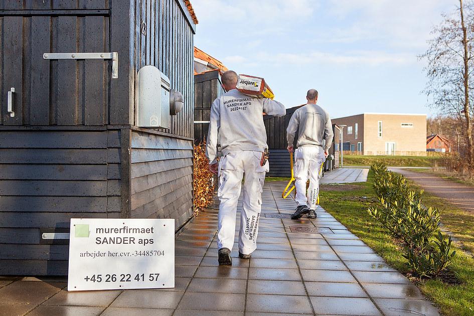 Murerfirmaet Sander ApS 5