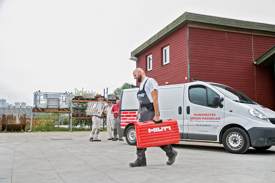 Murermester Jørgen Madsen A/S 2