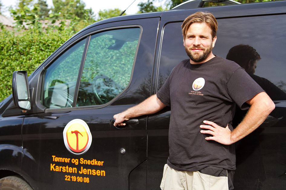 Tømrer og Snedker Karsten Jensen 8