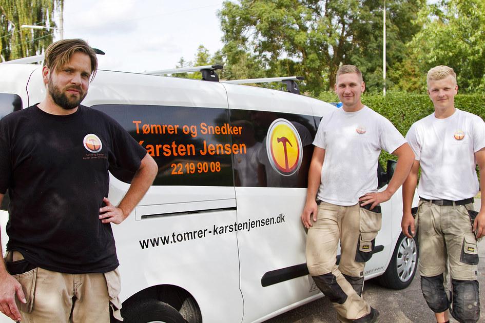 Tømrer og Snedker Karsten Jensen 14