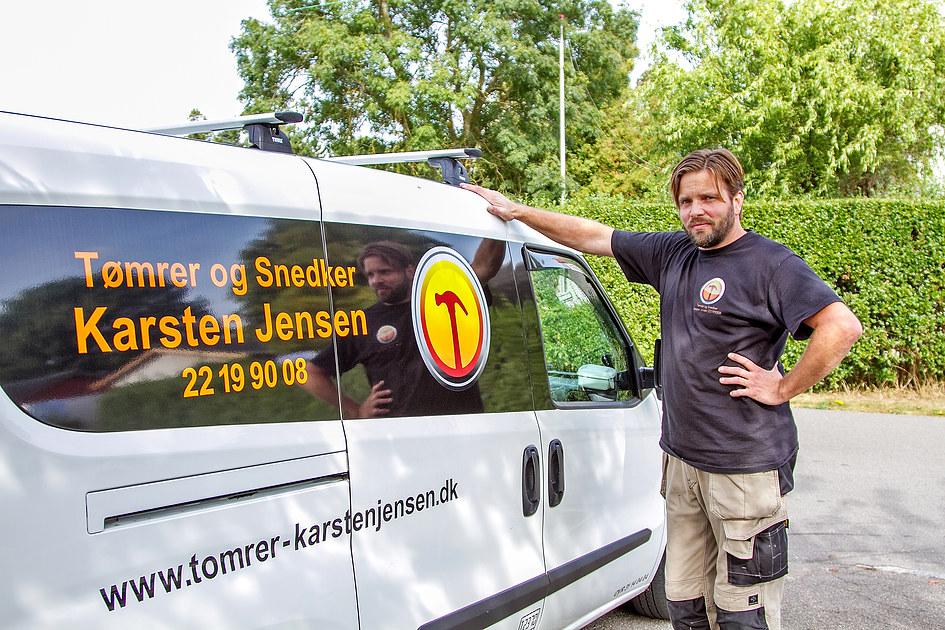 Tømrer og Snedker Karsten Jensen 2