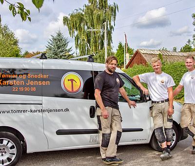 Tømrer og Snedker Karsten Jensen