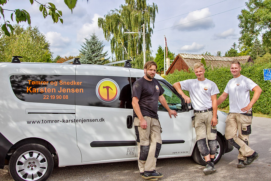 Tømrer og Snedker Karsten Jensen 1