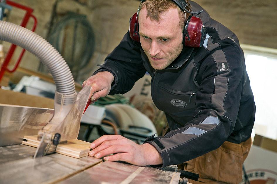 Tømrer & Snedker Peter Nissen 3