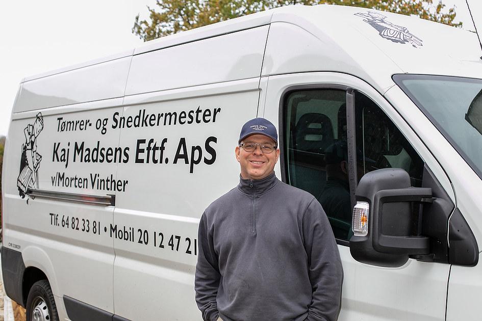 Tømrer & Snedkermester Kaj Madsens Eftf. ApS 6