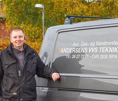 Andersen's VVS Teknik