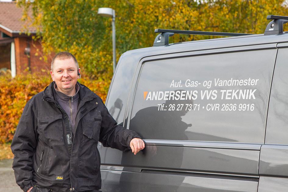 Andersen's VVS Teknik 1