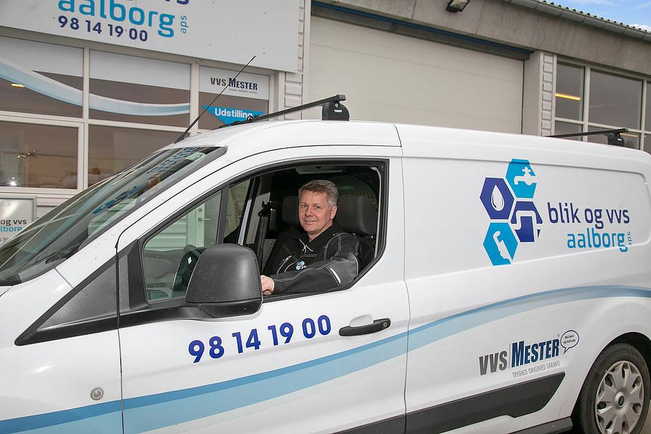Blik & VVS Aalborg ApS 9