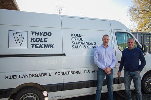 Thybo Køleteknik. Sønderborg ApS