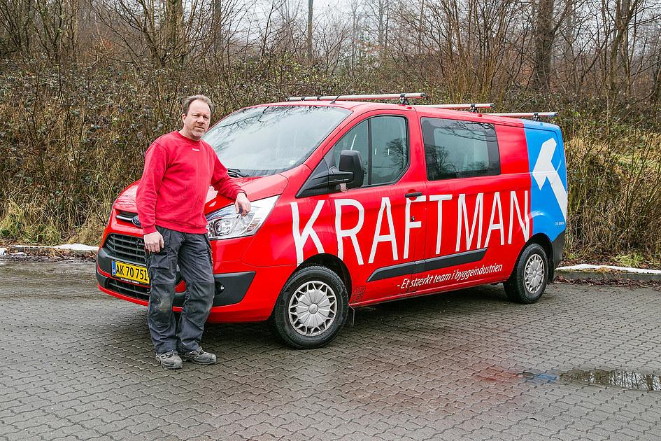 Kraftman A/S 3